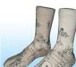 穴位袜、按摩袜、足疗袜、足穴图解袜、五指袜子,地摊369批发网