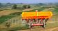 供应优质六行小麦施肥播种机